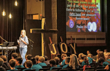 MCS Middle School Chapel