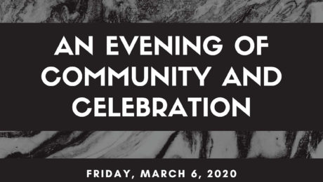 MCS Gala 2020 invite