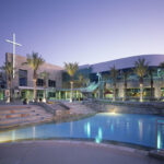 Mariners Church baptism pool