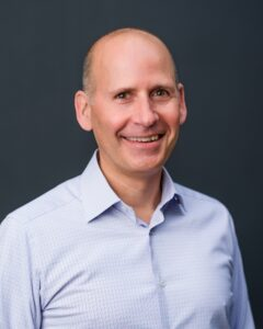 Aaron Hudy, Board Chair Mariners Christian School